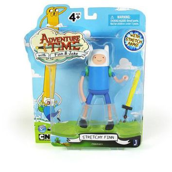 Adventure Time Finn Action Figure [Stretchy]