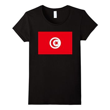Tunisian Flag T-Shirt