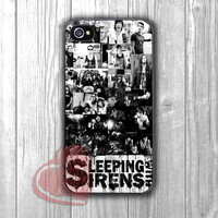 Sleeping with Sirens collage -Lx for iPhone 6S case, iPhone 5s case, iPhone 6 case, iPhone 4S, Samsung S6 Edge