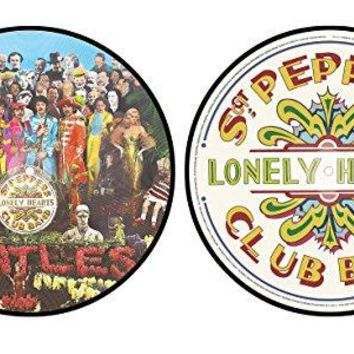 The Beatles - Sgt. Pepper's Lonely Hearts Club Band Picture Disc LP