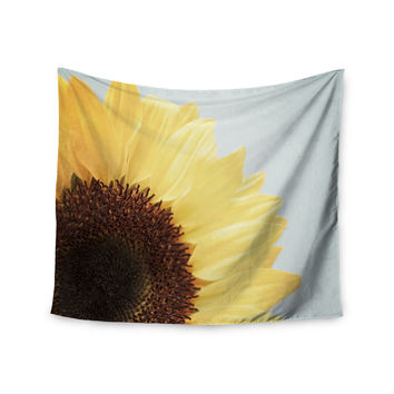 "Susannah Tucker ""Sunshine"" Sunflower Wall Tapestry"