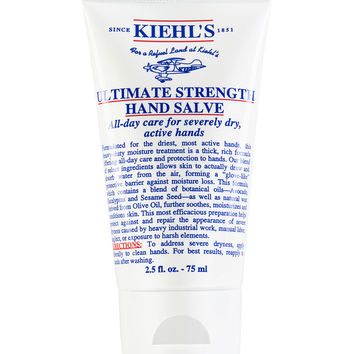 Travel-Size Ultimate Strength Hand Salve, 2.5 fl. oz. - Kiehl's Since 1851