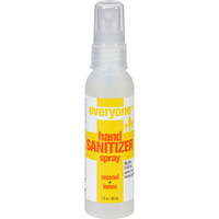 Eo Products Hand Sanitizer Spray - Everyone - Cocnut - Dsp - 2 Oz - 1 Case