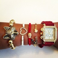 Red Tiger Watch Set