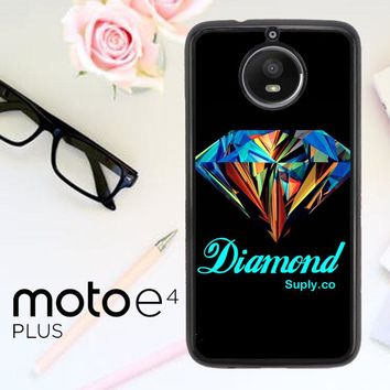 Diamond Supply Co F0364 Motorola Moto E4 Plus Case