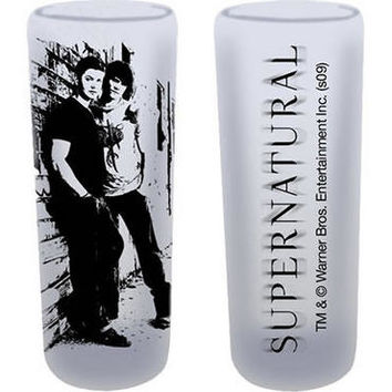 Supernatural Sam & Dean Shooters (Set of 2) | WBshop.com | Warner Bros.