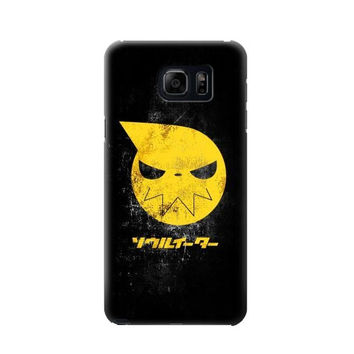 P2811 Soul Eater Japan Anime Symbol Phone Case For Samsung Galaxy S6 edge plus