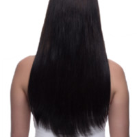 100% Brazilian Straight Remi Virgin Human Hair Extension