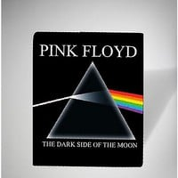 Pink Floyd Darkside Fleece Blanket - Spencer's