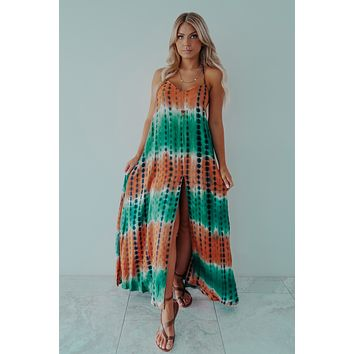 Bringing The Sunshine Maxi: Multi