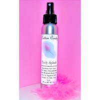 Cotton Candy Body Splash and Hair Perfume 4oz