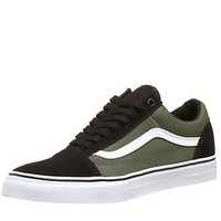 Vans x Elijah Berle Old Skool Pro Shoes Black/Olive