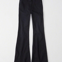 Womens High Rise Flare Jeans | Womens Bottoms | Abercrombie.com