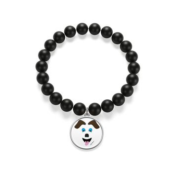 DOG CHARM BRACELET: One size fits most with options by PonsArt $28.00