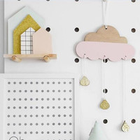 Rain Cloud Wall Hanging