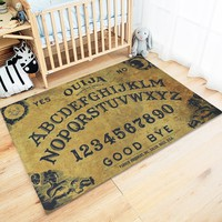 75X45cm Non Slip Kitchen Hall Door Home Entrance Mat Washable Novelty Carpet