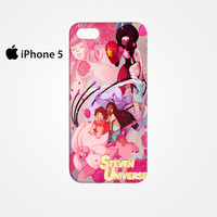 Steven Universe (2) for Iphone 4/4S Iphone 5/5S/5C Iphone 6/6S/6S Plus/6 Plus 3D Phone case