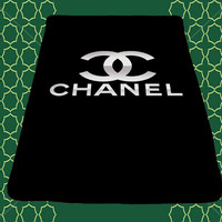 Coco Chanel Blankets