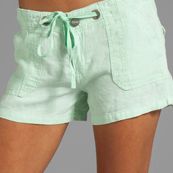 Sanctuary Soft Bottoms Trek Short in Mint from REVOLVEclothing.com