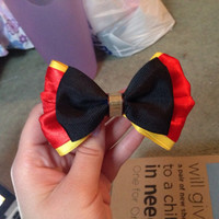 Disney's Beauty and the Beast Gaston Hair bow