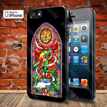 The Legend Of Zelda 02 Case For iPhone 5, 5S, 5C, 4, 4S and Samsung Galaxy S3, S4