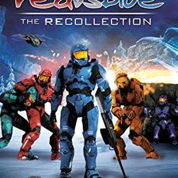 Burnie Burns & Jason Saldana & 767685225127-Red vs. Blue: The Recollection Collection - Seasons 6-8