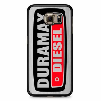 Duramax Diesel On Plate Samsung Galaxy S6 Edge Plus Case