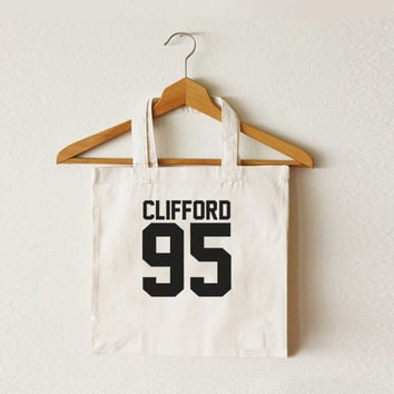 Michael Clifford - 5SOS - 5 Seconds of Summer -Tote bag--Shopping-Ipad bag-Macbook bag-CCT-TTB-048