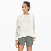 Plaza Pullover Sweater