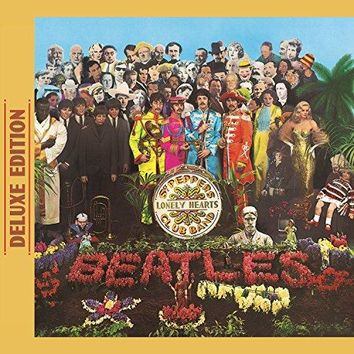 The Beatles - Sgt. Pepper's Lonely Hearts Club Band (Deluxe Edition) CD