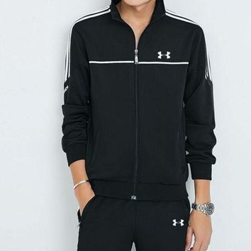 DCCKHI2 Under Armour PRINT TOP AND TWO PIECE SUIT Black Tagre-