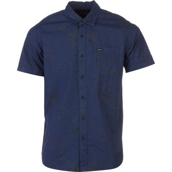 RVCA Fletcher Blotter Shirt - Short-Sleeve - Men's