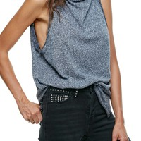 Free People Madrid Cowl Neck Tank | Nordstrom