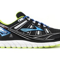 BROOKS Mens Transcend Black/Bachelor Button - Running - Categories