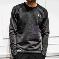 Under Armour Fashion Men Long Sleece Sweater Shirt B-A-BM-YSHY