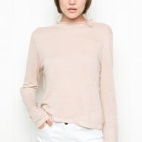 ROYCE TURTLENECK TOP
