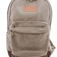 Brixton, Basin Backpack - Taupe - Men's Wear - MOOSE Limited