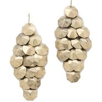 Adia Kibur Disc Chandelier Earrings | SHOPBOP