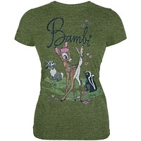 Bambi - In The Meadow Juniors T-Shirt