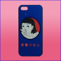 Hentai girl iPhone case from MaryJanenite