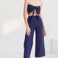STAUD X Solid & Striped Ipanema Cropped Pant | Urban Outfitters