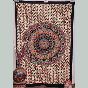 tapestry bohemian decor