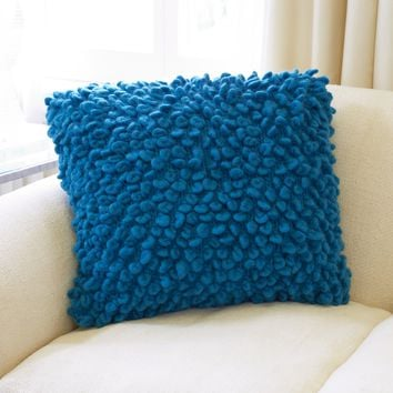 The Loopy Pillow - Knit Kit