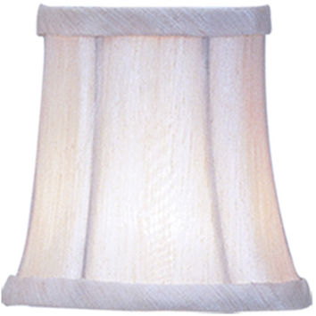 0-012021>2.5x3.5x3.5 Chandelier Bell Lamp Shade Champagne