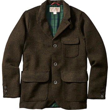 Filson Hacking Tweed Jacket - Men's Loden,