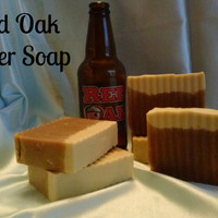 Homemade Beer Soap, Homemade Soap, Handmade Soap, Beer Soap, Moisturizing Soap, Vegan Soap, All Natural Soap, Man Soap, Gift Ideas, Bar Soap
