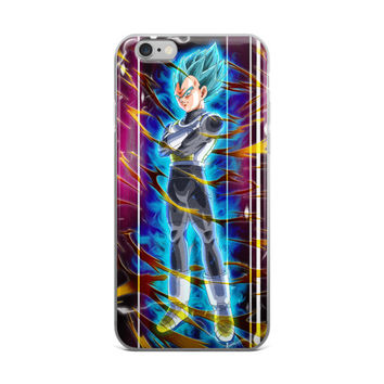 Super Saiyan God Vegeta Dragon Ball Z iPhone 6/6s 6 Plus/6s Plus Case