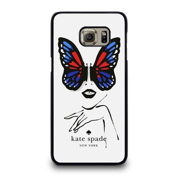 KATE SPADE BUTTERFLY Samsung Galaxy S6 Edge Plus Case Cover