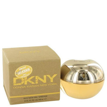 Golden Delicious DKNY by Donna Karan Eau De Parfum Spray 3.4 oz (Women)