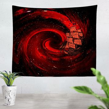 Journey To The Edge Of The Universe Tapestry